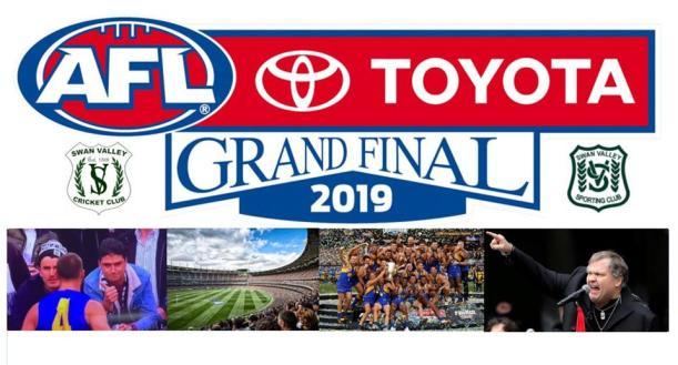 AFL GF Function 2019